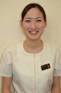 スタッフ写真 松野